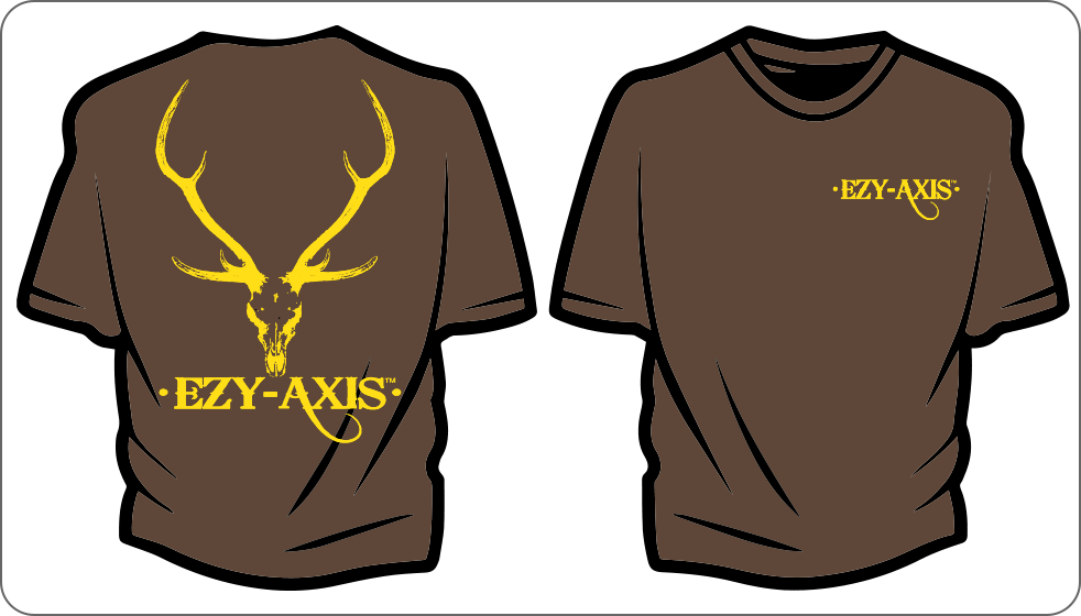 Axis Deer Caller T SHirt